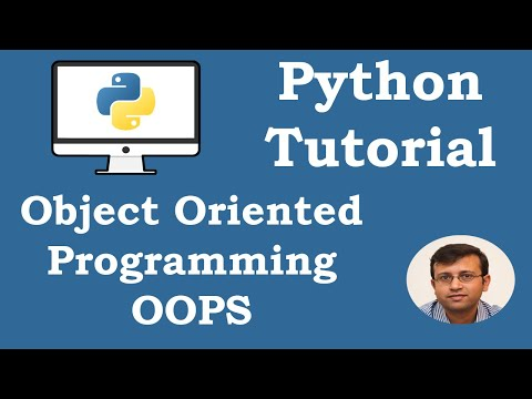 Python Tutorial - Classes, Objects, Encapsulation, Abstraction, Inheritance, Polymorphism thumbnail