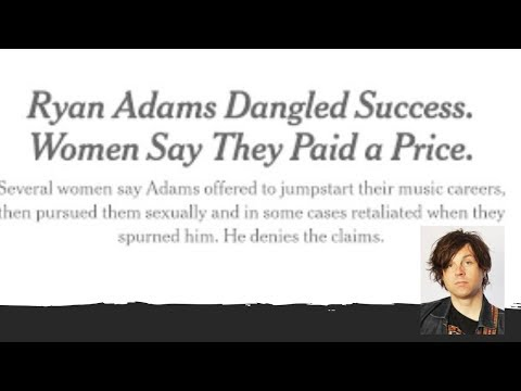 My Thoughts on the Ryan Adams Allegations Mp3