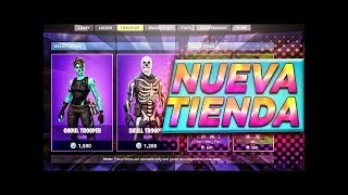 *NEW SKINS* WAITING FOR THE NEW FORTNITE STORE TODAY 7 MAY - DIRECT FORTNITE
