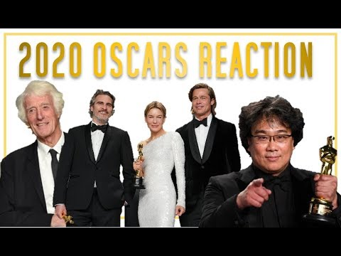 2020 Oscars Reaction/Review