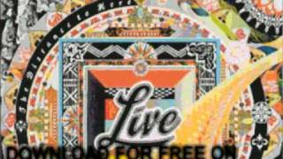 live - Voodoo Lady - The Distance To Here