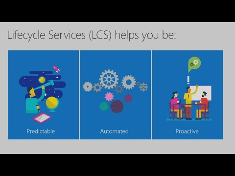 Customer lifecycle with LCS: Microsoft Dynamics 365 for Finance and Operations, Enterprise