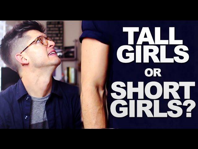 Guys like girl short why tall Why do