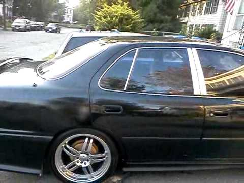 Toyota Camry 1994 Custom Body Kit And Grille