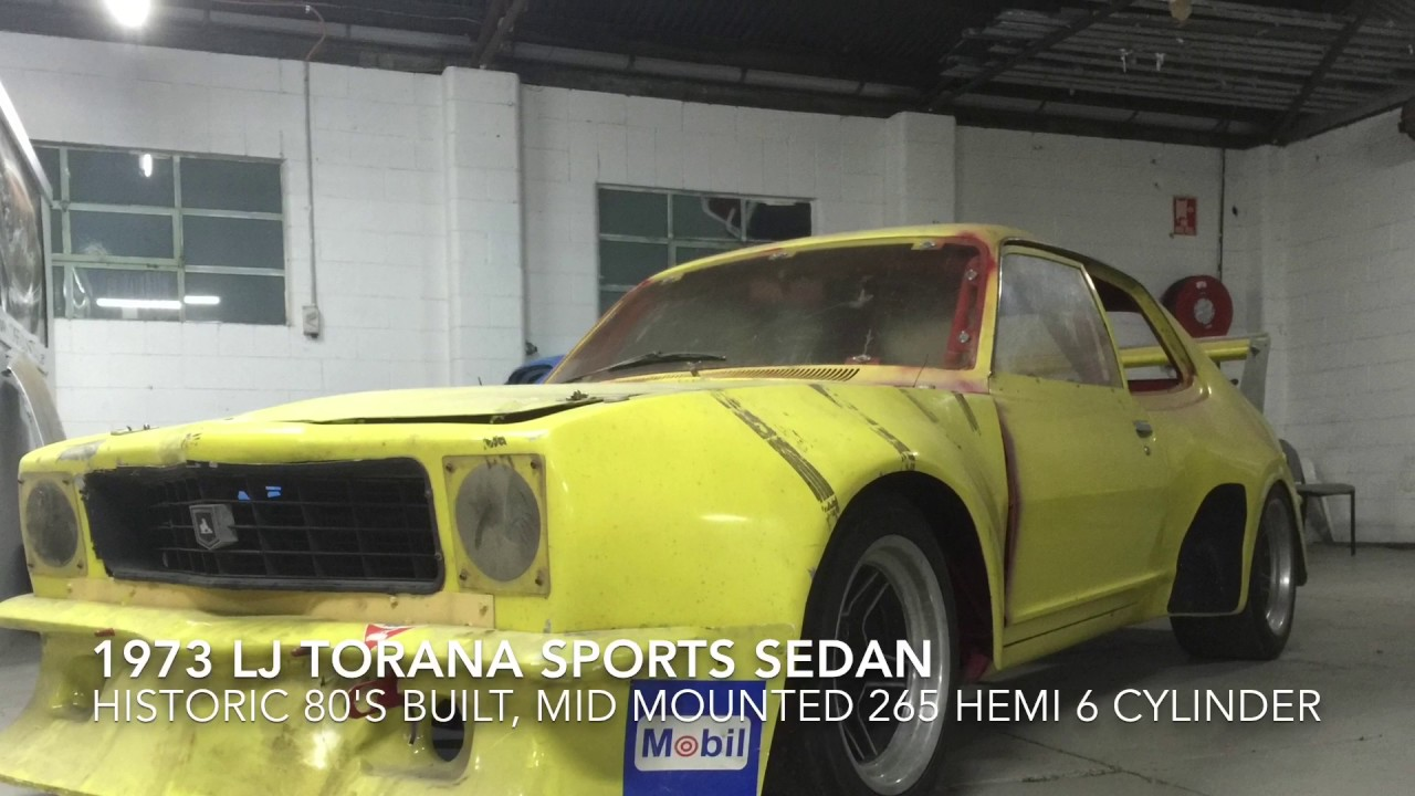 Lj Torana Historic Sports Sedan Youtube