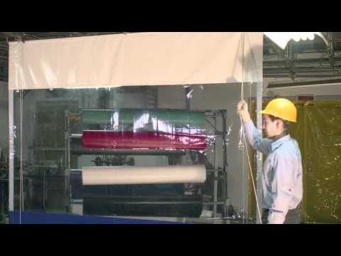 Industrial Noise Control Curtains, Soundproofing Materials Supplier, Welding Screens