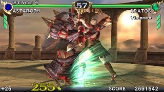 [TAS] Soul Calibur Broken Destiny - Astaroth (PSP)