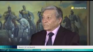 Что послужило причиной для перекочевки казахов в Монголию?