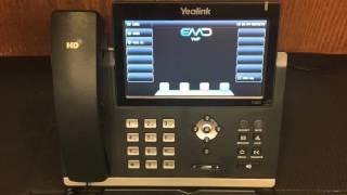 EMD Yealink T48G Tutorial Video