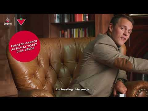 #GiveAToast with Jonathan Toews on November 20