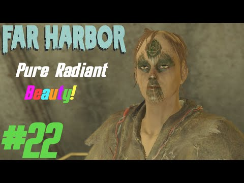 Fallout 4 Far Harbor DLC Walkthrough Episode #22 - Pure Radiant Beauty!