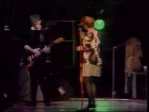 BLONDIE - THE TIDE IS HIGH. BLONDIE LIVE! FAREWELL CONCERT