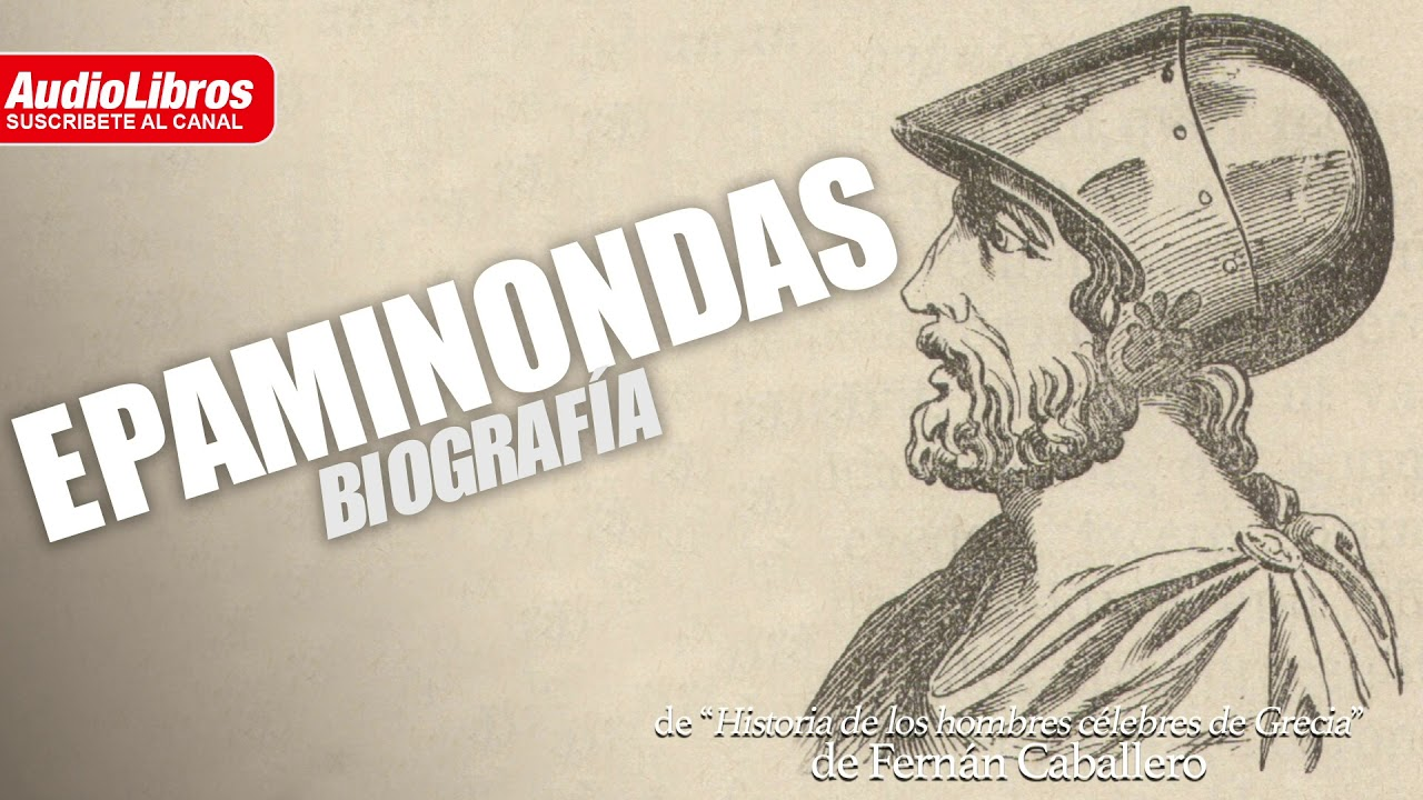 Biografía De Epaminondas