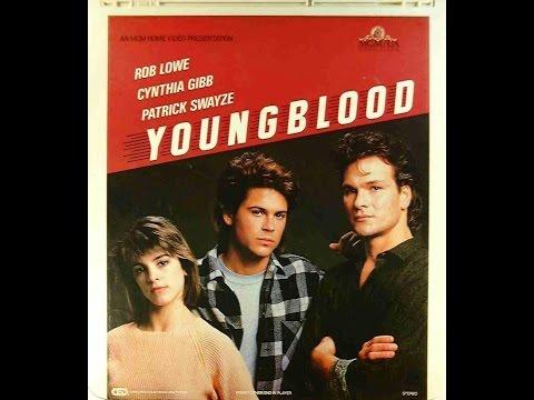 Patrick Swayze Youngblood 1986 CZ film Dabing