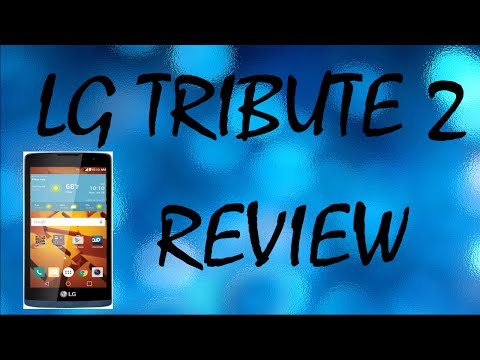 Lg tribute 2 (boost mobile) review