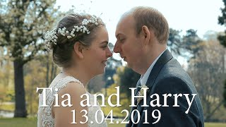 Tia and Harry Wedding Highlight Video