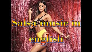 salsa en ingles, salsa music in english DjCmix