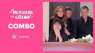 La Mexicana y el Güero: ¡Todos sufren por la muerte de Andrea! | C-125 | Las Estrellas