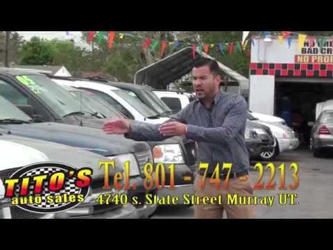 carros usados en venta en salt lake city| Provo| Ogden Tito's auto sales
