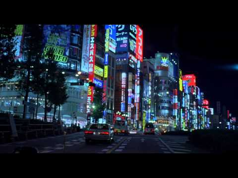 Lost In Translation Intro Scene