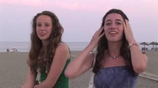 Mujeres hermosa de España