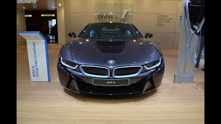2018 BMW i8 Facelift launches the Los Angeles Auto Show | NEW CAR