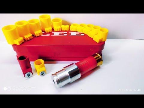Снаряжение дробовых патронов Lee Load All 2. Конус усиленный . Как пользоваться универсальной меркой
