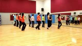 <b>Love Her</b> For A While - Line Dance (Dance & Teach in English & 中文)