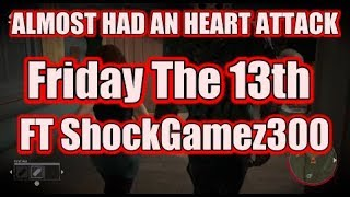 BIGGEST JUMPSCARE EVER| Friday The 13th #1