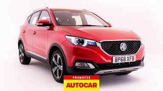 Promoted | The MG ZS: Under The Spotlight | Autocar
