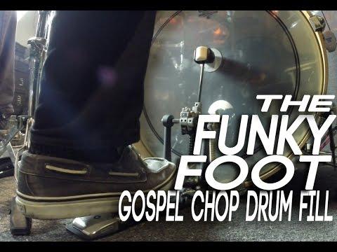 DRUM FILLS: Off Time Gospel Chop Fill - Tutorial