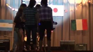 2013~2014賽馬會體藝中學四社歌唱比賽決賽_Part6 ( 翻生戰結果 + 合唱組_1)