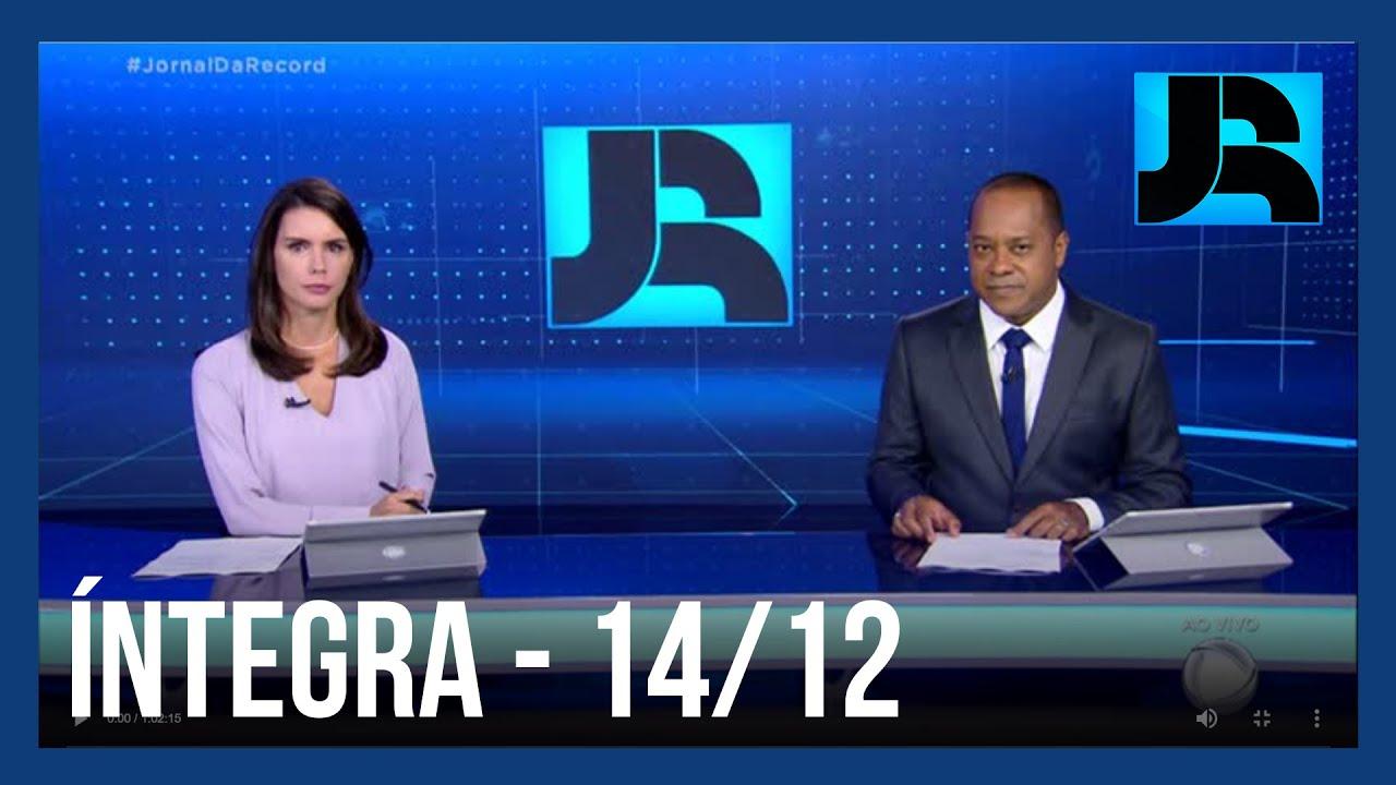 Download Assista à íntegra do Jornal da Record | 12/12/2020