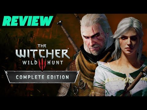 The Witcher 3: Wild Hunt Complete Edition For Switch Review