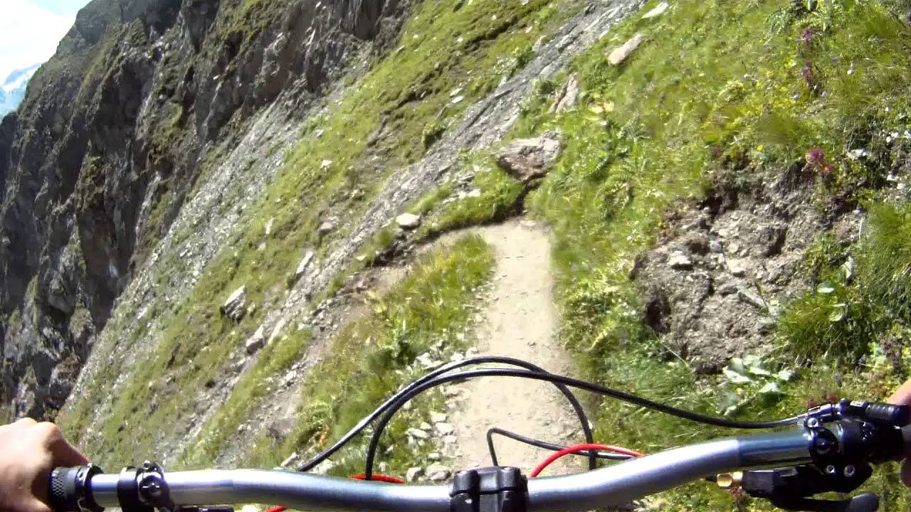Aosta valley freeride col fen tre youtube for Col de la fenetre