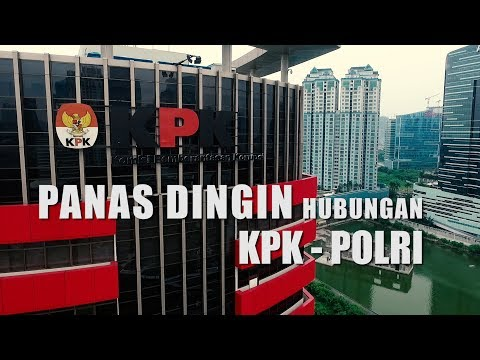Panas Dingin KPK-POLRI, Ini Komentar Mantan Pimpinan KPK