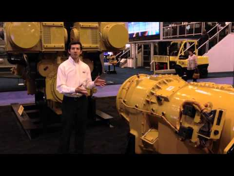 Caterpillar Global Petroleum a OTC en espanol