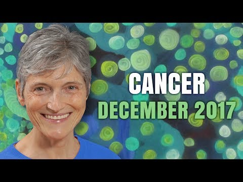 CANCER DECEMBER 2017 HOROSCOPE | Your Luck is Changing!