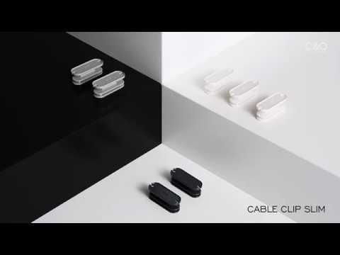 케이블 클립 슬림(CABLE CLIP SLIM)_리템L&C