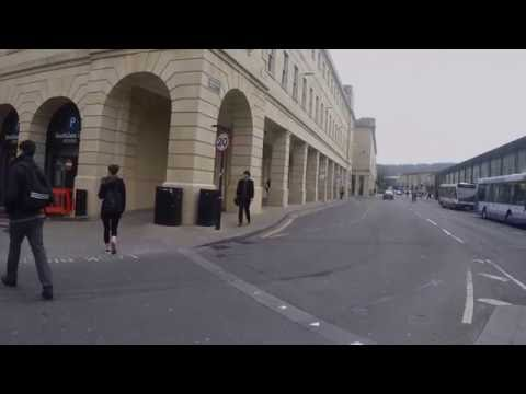 A day in Bath Uni. by ChinaRen