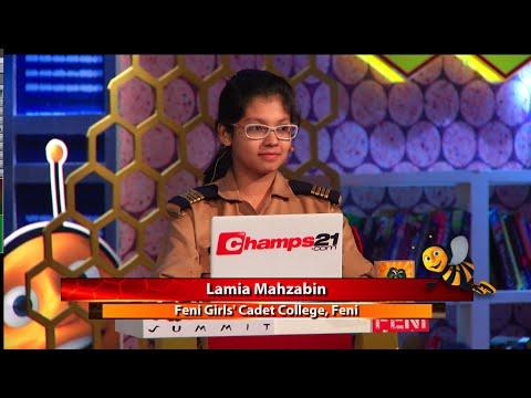 Spelling Bee Season 4 - Quarter Final 03