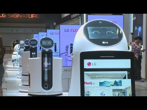 AI 로봇도 필수가전될까?…스마트홈 시대 성큼 / 연합뉴스TV (YonhapnewsTV)