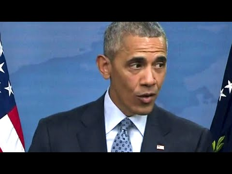 President Obama Challenges Critics of Iran Nuclear Deal