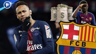 Les 3 conditions au retour de Neymar au Barça | Revue de presse