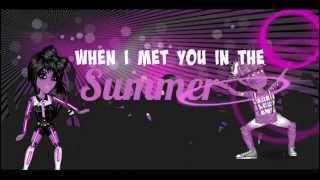 Calvin Harris- Summer msp music video