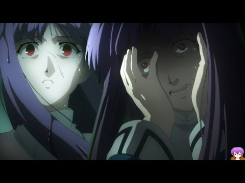 Kara no Kyoukai 3: Tsuukaku Zanryuu Remaining Sense of Pain 空の境界 痛覚残留 Anime Review