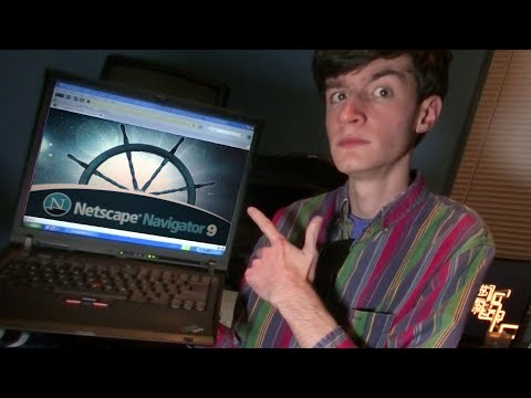 Using NETSCAPE NAVIGATOR in 2020?