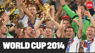 OTB Football Saturday | World Cup Revisited - Brazil 2014