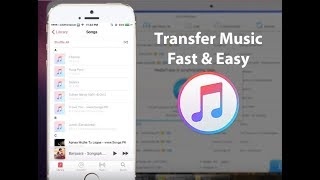 Video How to Transfer Music from Laptop to iPhone X/8/7/6/5! Import Songs Without iTunes download MP3, 3GP, MP4, WEBM, AVI, FLV September 2018