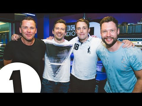 Jamie 'Matrix' and Calum Scott play Innuendo Bingo